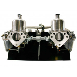 Pair of HS6 Carburettors & Manifold set for a MGB