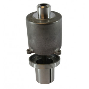 H8 Sandcast Piston & Suction Chamber Assembly