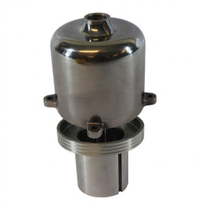 HD8 Piston & Suction Chamber Assembly - Short Neck for E-Types