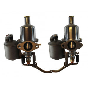 Pair of H2 Carburettors for a Ford 100E 'Aquaplane' 4 cyl 1960-62