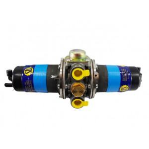Dual HP Electric Fuel Pump - Dual polarity 24V