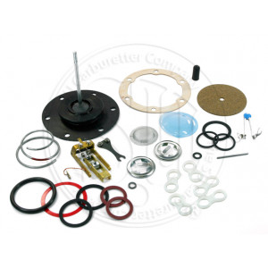 HP Fuel Pump Repair Kit - Negative Earth