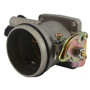 Classic Mini 52mm Twin Point Throttle Body - Performance Version