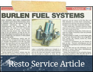 Restoration Service Article from Old Bike Mart's