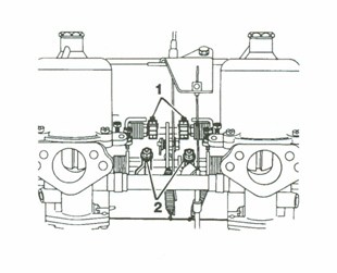 Tuning Multi Su Carburetters