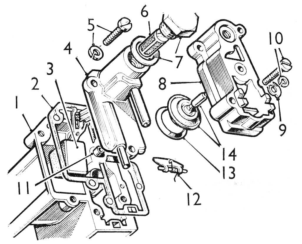 Automatic Enrichment Device Aed Auh 300 Range Su Carburetters Jaguar X300 Wiring Diagram Alternator Tech